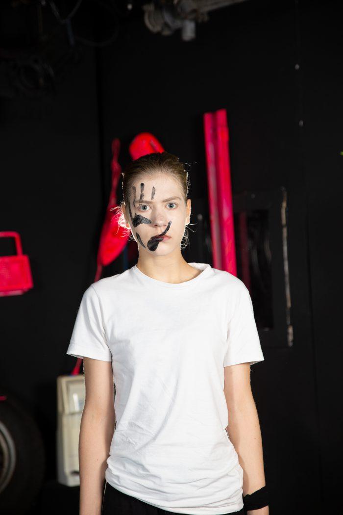 Helena Mennert als Chor 3