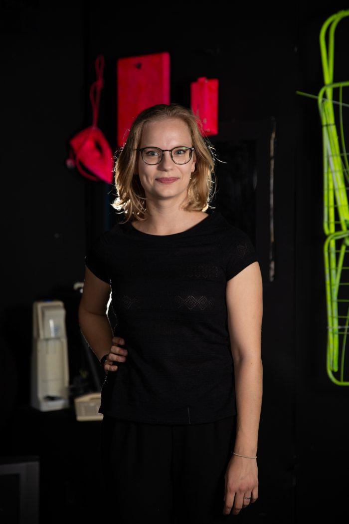 Annalena Krusche, Backstage